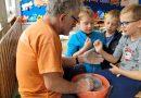 Zajęcia ceramiczne w świetlicy – 11.10.2021